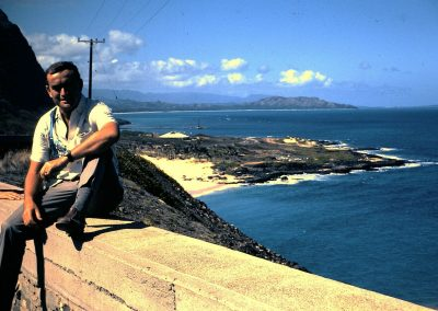 Author - Hawaii 1968