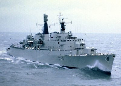 HMS Fife, Guided Missile Destroyer