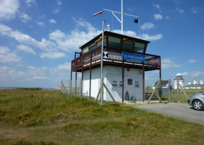 The National Coastwatch Lookout at Portland Bill